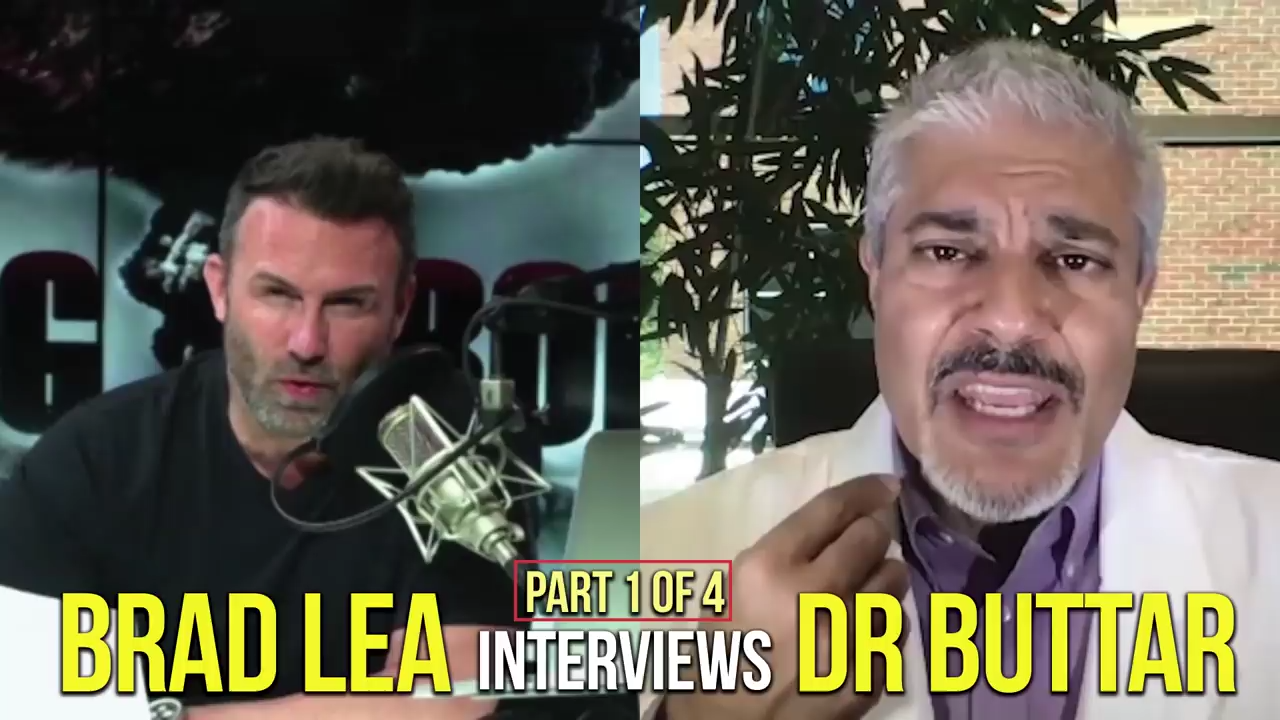 Brad Lea Interviews Dr Rashid Buttar Part 1 of 4