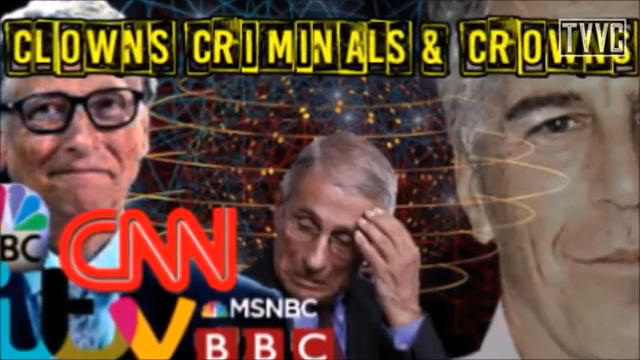 CLOWNS, CRIMINALS & CROWNS: M.S.M + DOCTOR FAUCI + ANDREW CUOMO + BILL GATES.