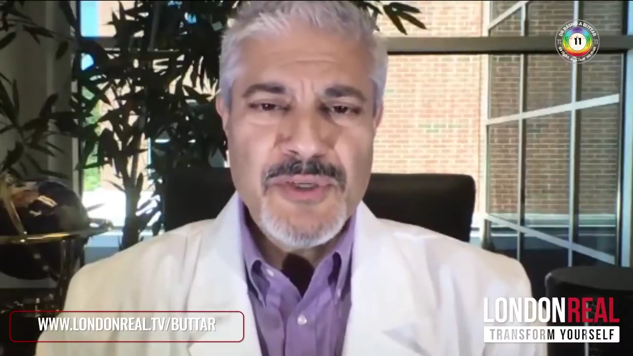 Dr Rashid Buttar The Coronavirus Agenda What The Mainstream Media Don't Want You To Know