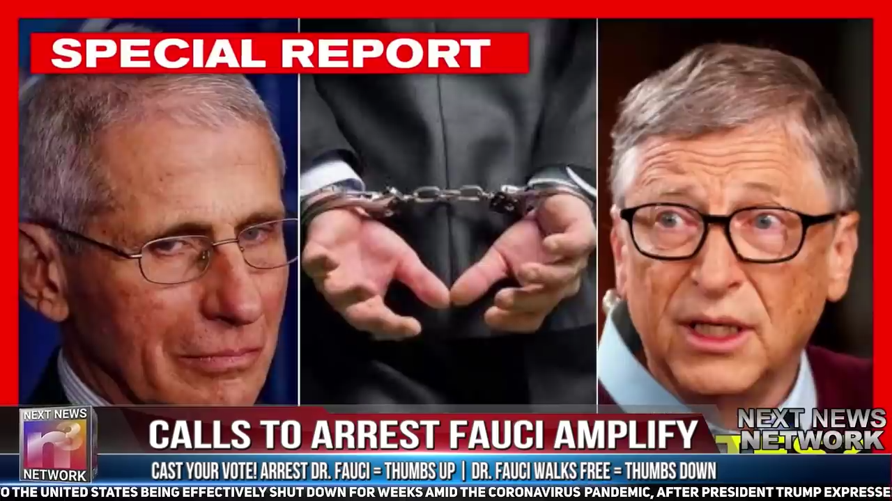 EXCLUSIVE Drs. Buttar, Shiva _ Mikovits BLAST Gates, Call to ARREST Fauci as Crisis CRUSHES Economy