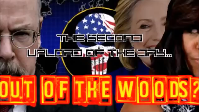 HILLARY CLINTON & MICHELLE OBAMA: 'OUT OF THE WOODS?'