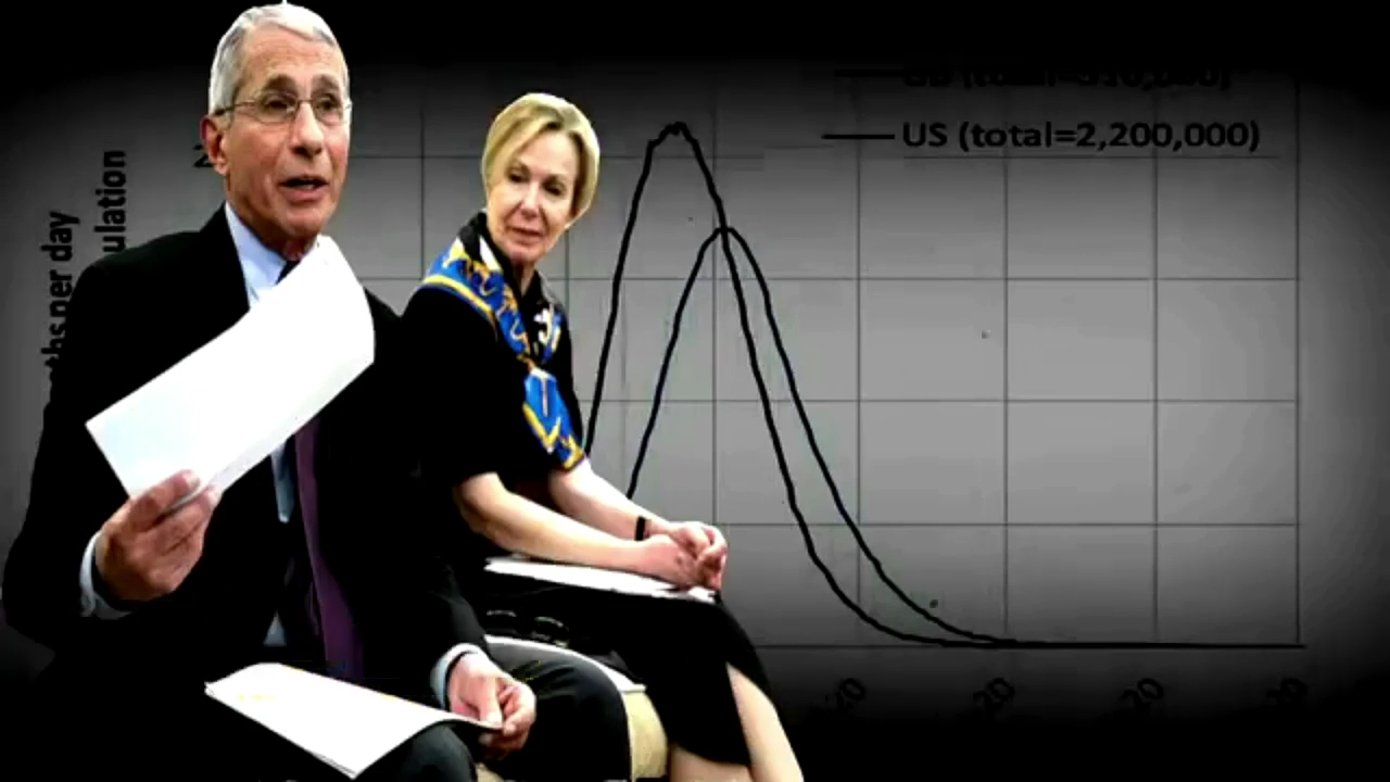 HUGE Dr. Fauci And Dr. Birx Used Imperial College Model NOW CONFIRMED As A COMPLETE FRAUD REPORT