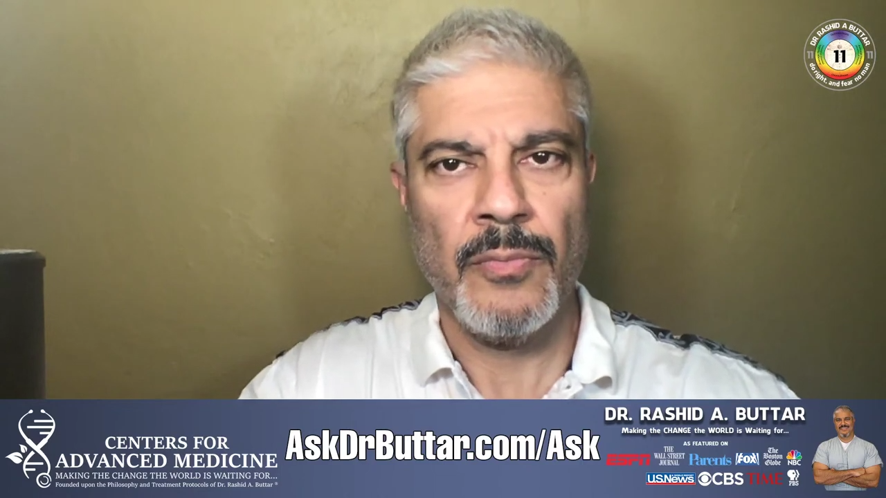 Livestream With Dr. Rashid A Buttar 30-6-2020