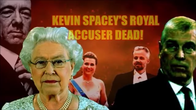 NEW: KEVIN SPACEY'S ROYAL ACCUSER….
