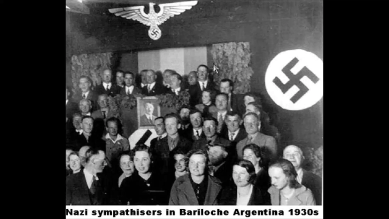 Save Haven Nazis fleeing to Argentina with KLM