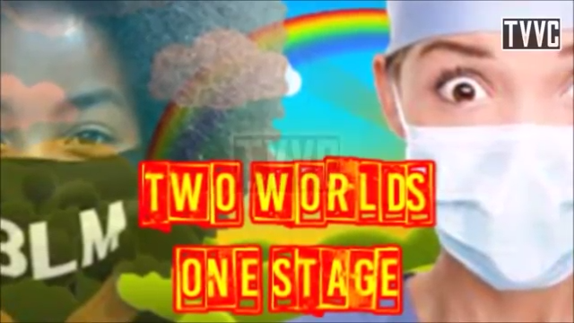 TWO WORLDS ONE STAGE
