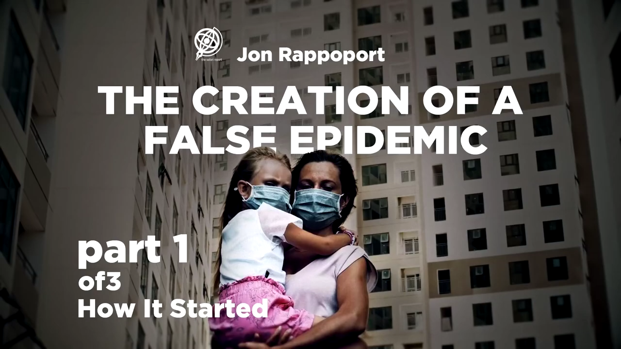 The Creation of a False Epidemic Part 1 How It Started