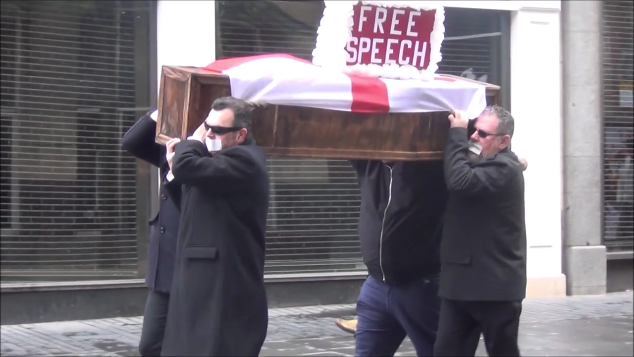 Don't Let Them Bury Free Speech – By Lee Ingram