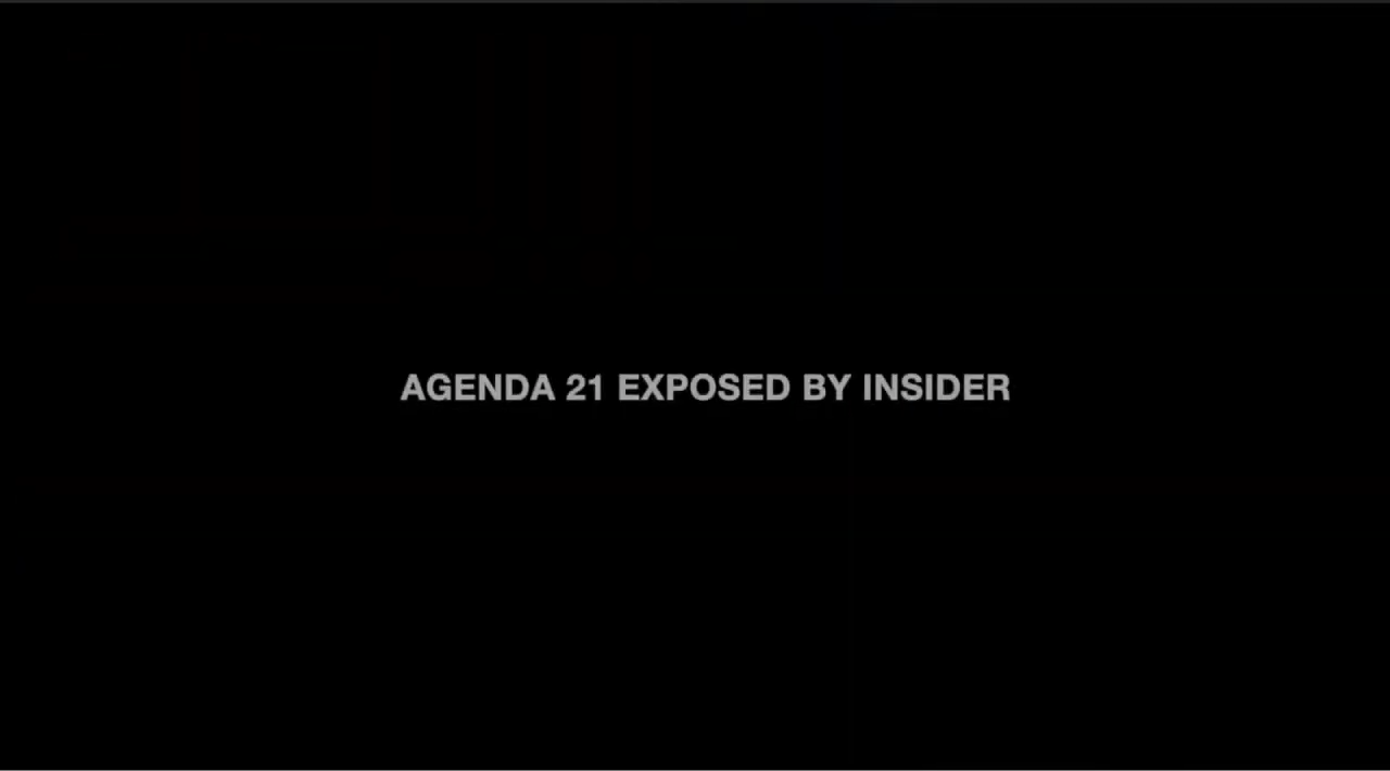 EVERYTHING YOU NEED TO KNOW ABOUT AGENDA 21 7-7-2020