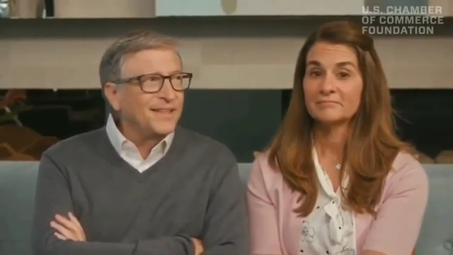 "SMIRKING BILL GATES SAYS THE VIRUS WILL GET ATTENTION ""NEXT TIME"" 30-6-2020"