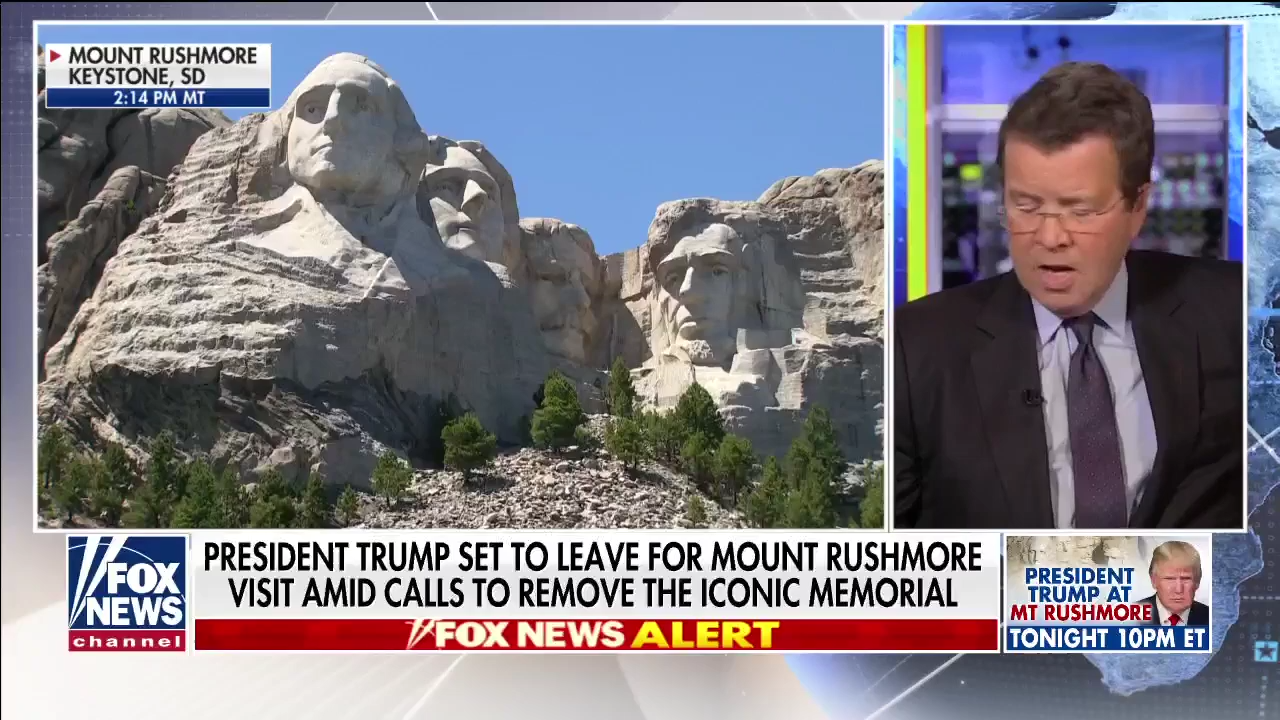 Social distancing not required at Mount Rushmore event 3-7-2020