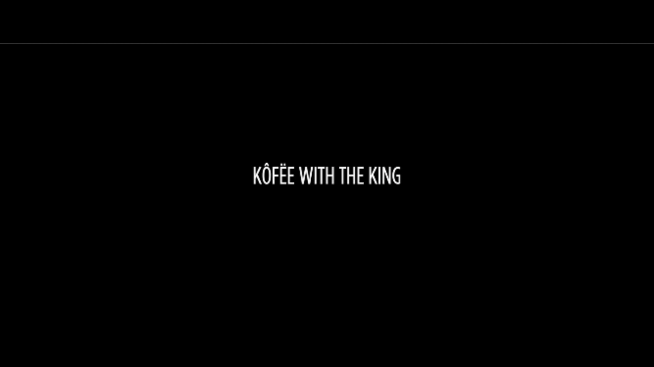 THE HIDDEN KING PART 2 COFFEE WITH THE KING 5-7-2020