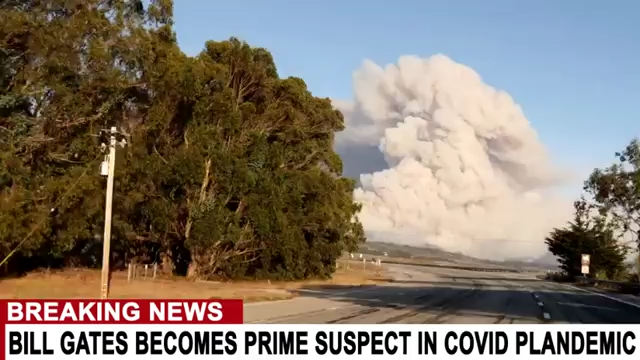 BREAKING: WEST COAST GASSED WITH TOXIC SMOKE – RESIDENTS WAKE UP GASPING FOR AIR – SAN FRAN HIT HARD 21-8-2020