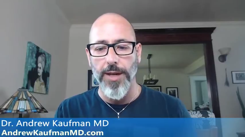 Dr. Andrew Kaufman – The Truth About Viruses & Infectious Diseases 4-8-2020