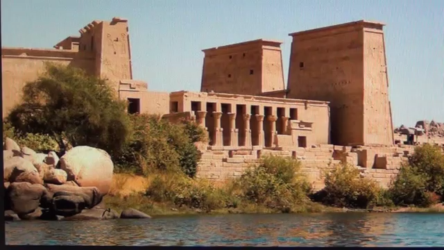 Military Intelligence Section 6, SIS Building, Philae, River Isis, Unicorn & Rider of Pale Horse 28-9-2012