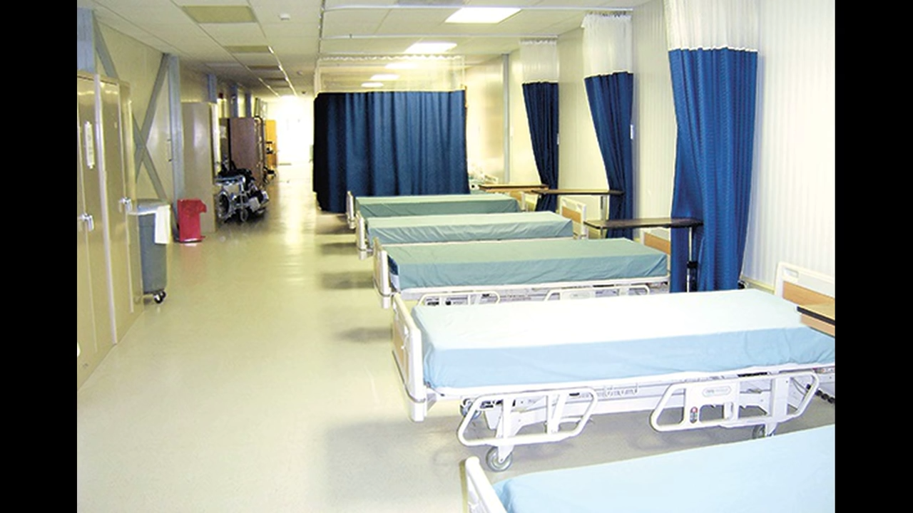 Nurse Speaks Out, Empty Beds, and no Coronovirus Cases in Devon Hospitals UK 19-8-2020