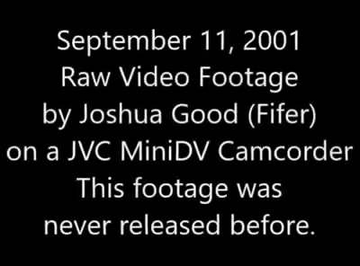 September 11th 2001 Raw Video Footage Never released before 9-8-2020