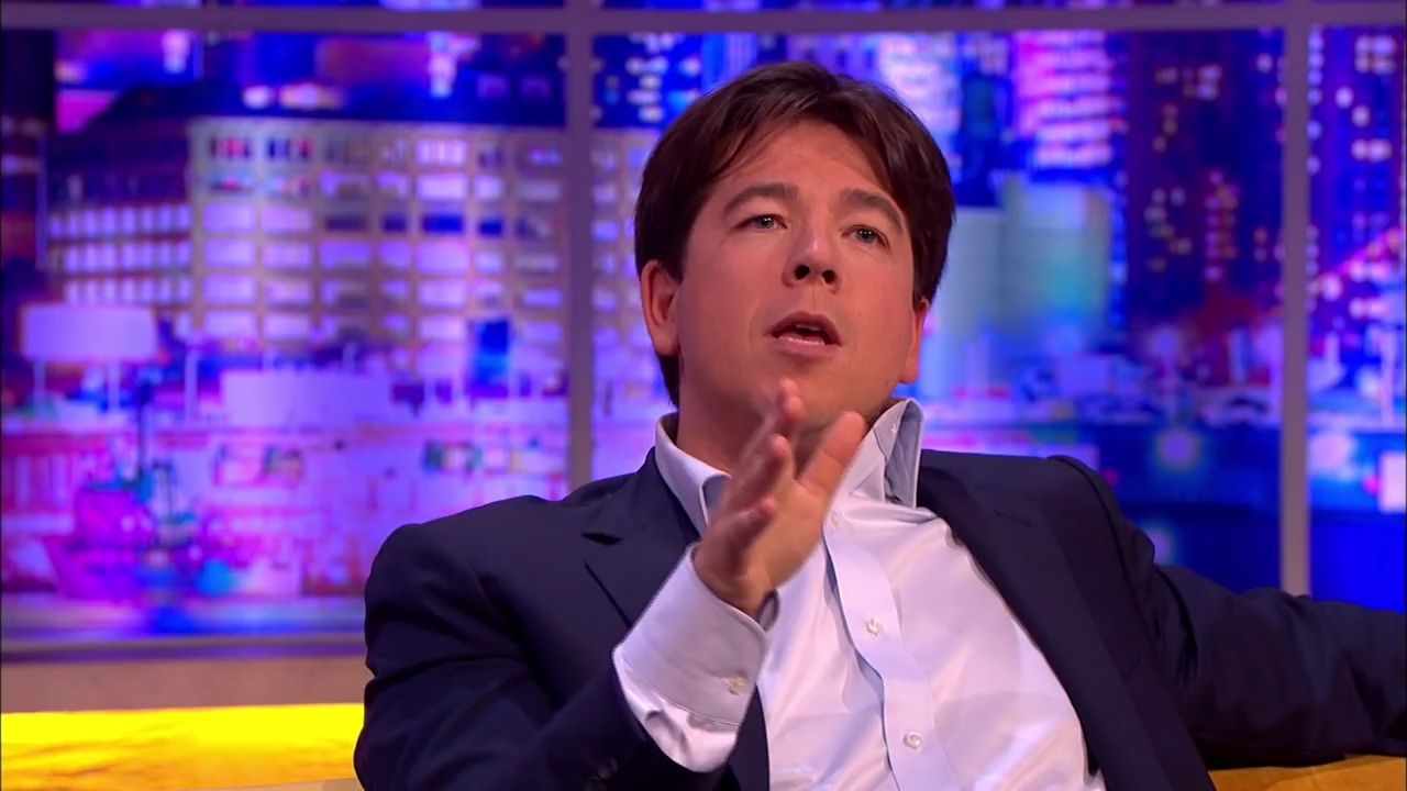 Simplifying English for The Americans | Michael McIntyre 20-7-2019