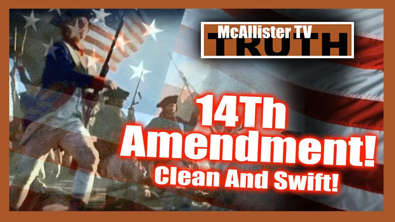 """14Th AMENDMENT! """"Clean and SWIFT""""! POTUS Rally Clues! 9-9-2020"""