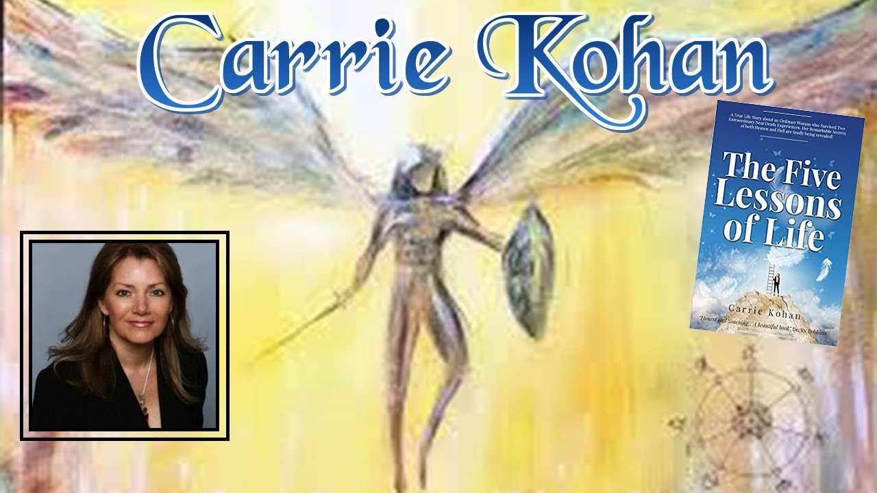 A Beautiful Insight with International Best Selling Author Carrie Kohan 2-7-2020