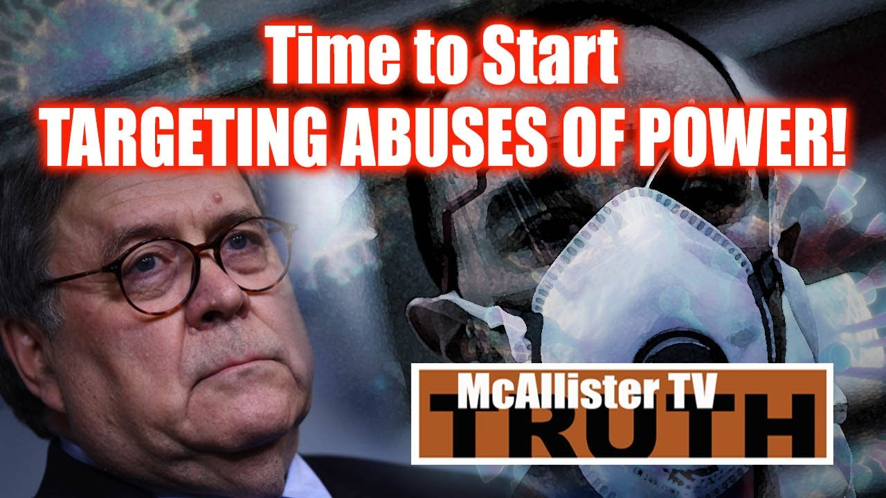 ABUSES OF POWER in AG BARR'S Crosshairs! OUTRAGEOUS Corporate CENSORSHIP!!! 28-4-2020