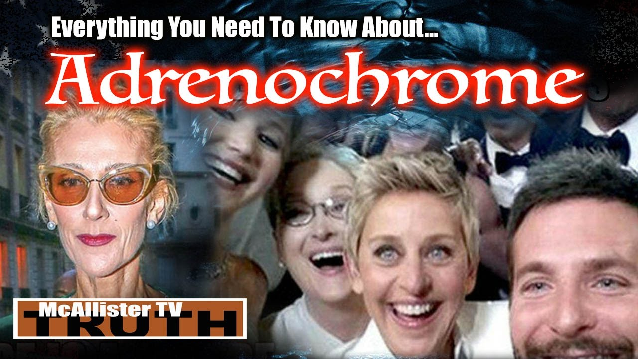 ADRENOCHROME: The Driving FORCE Behind The Cabal! They CRAVE Human BLOOD! 14-5-2020