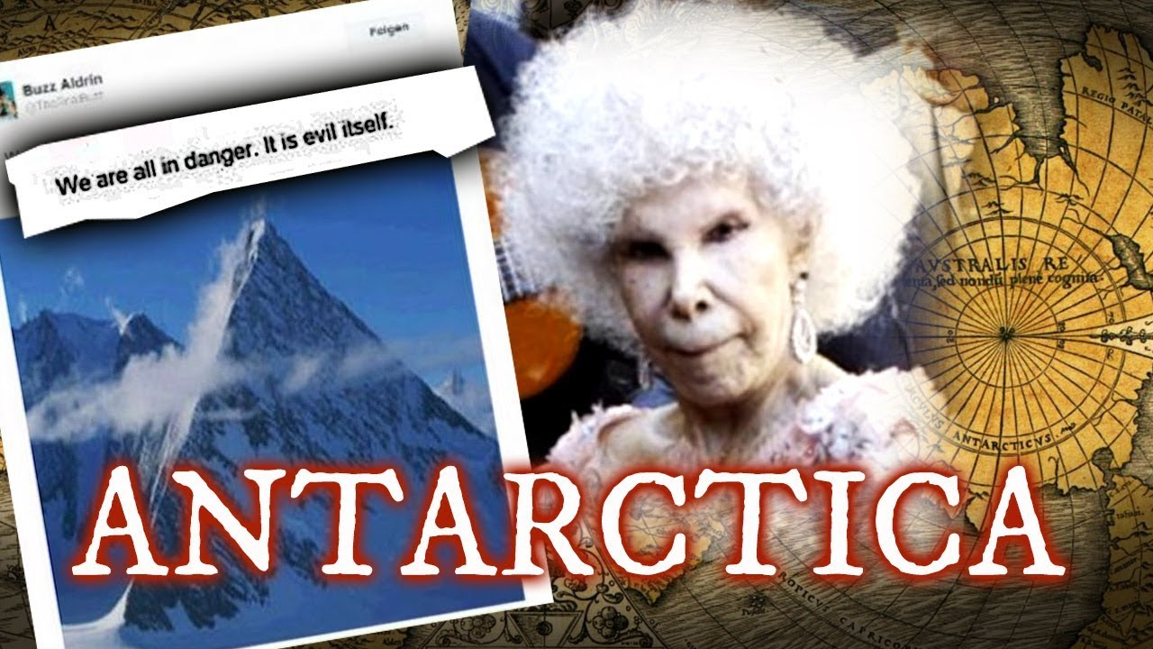ANTARCTICA AND HUMAN CLONING: WHATS UNDER THE ICE??? 2-2-2020