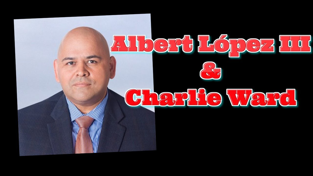 Albert López III Talks to Charlie Ward 25-9-2020