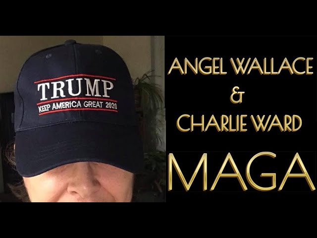 Angel Wallace and Charlie Ward 2-9-2020