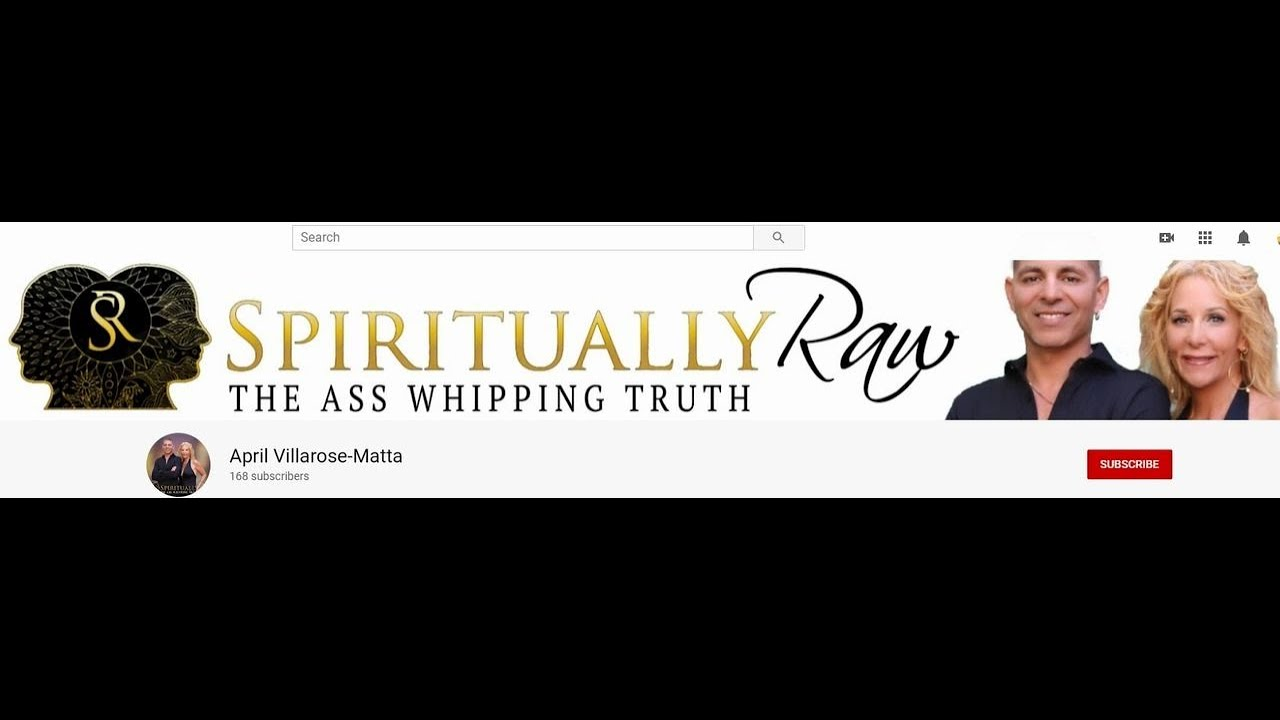 April & Jay Matta Charlie Ward SPIRITUALLY RAW The Ass Whipping Truth 18-9-2020