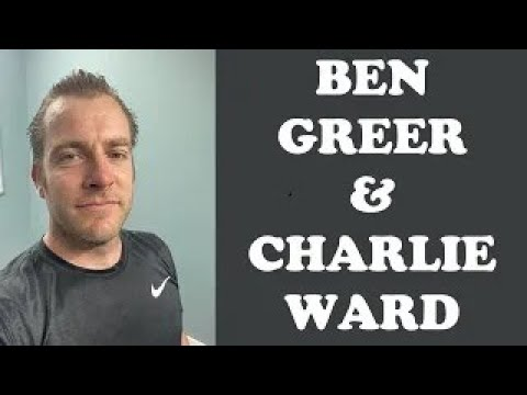 Ben Greer (Former Serviceman) Talks To Charlie Ward. Second One (Sorry I used your undercover ID) 14-9-2020