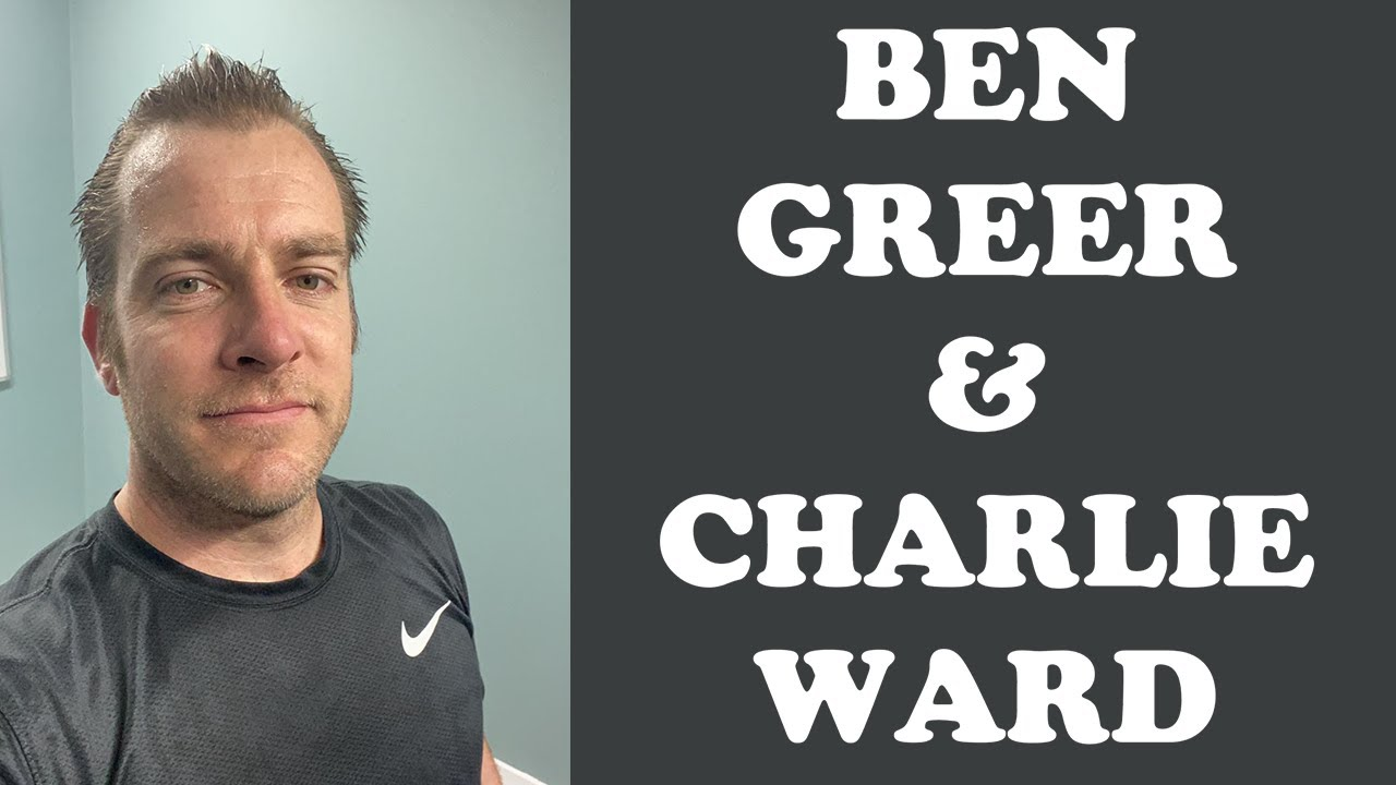 Ben Greer (Former Serviceman) Talks To Charlie Ward 14-9-2020