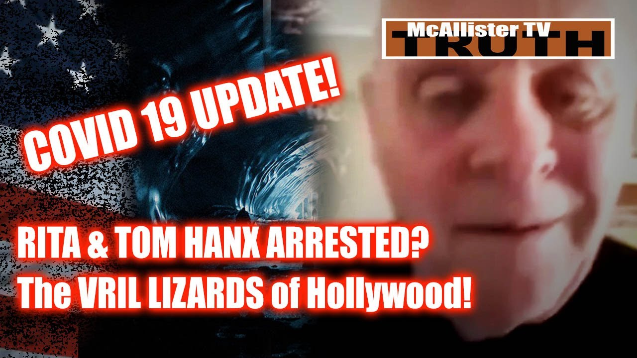 COVID UPDATE Tom Hanks ARRESTED? The VRIL of Hollywood! 26-4-2020