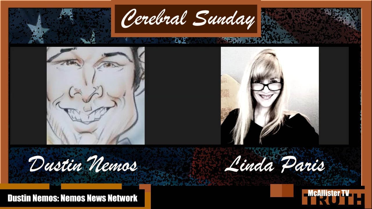 Cerebral Sunday Podcast_Dustin Nemos_Welcome To CHAZ_HELLO GEORGE! 15-6-2020