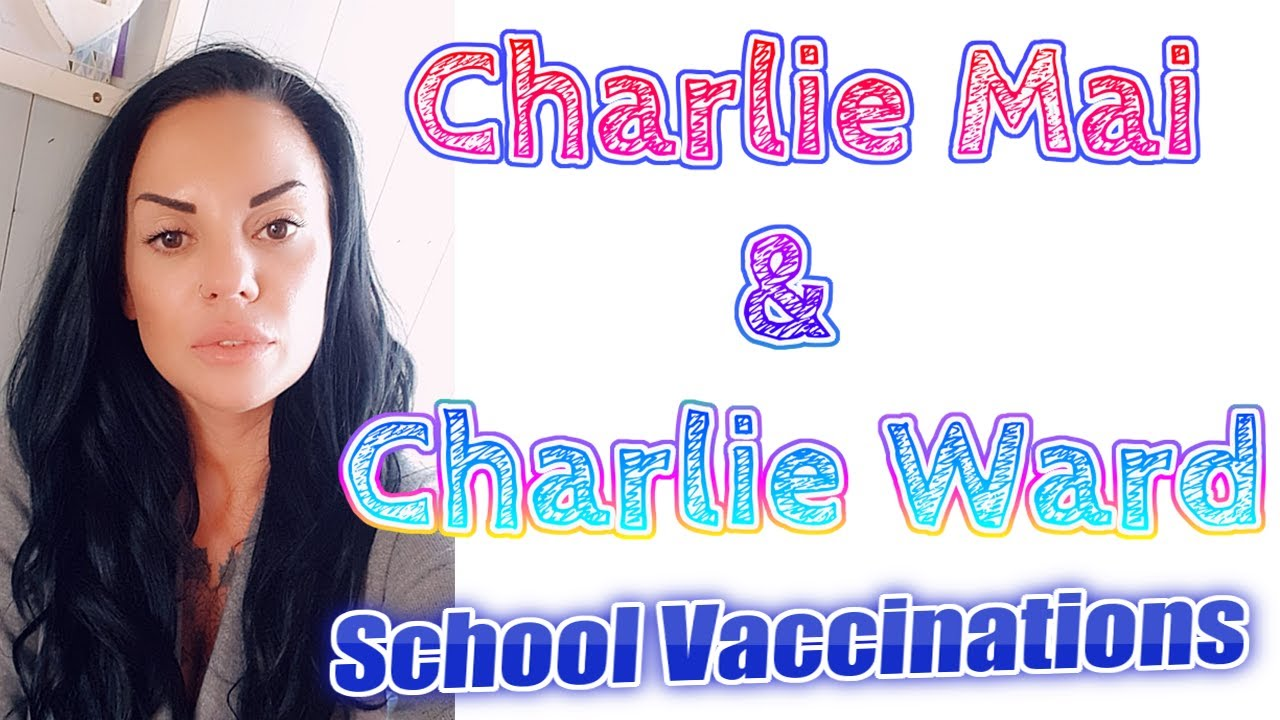 Charlie Mai Talks to Charlie Ward about Administering Vaccine Without Parents Consent 20-9-2020