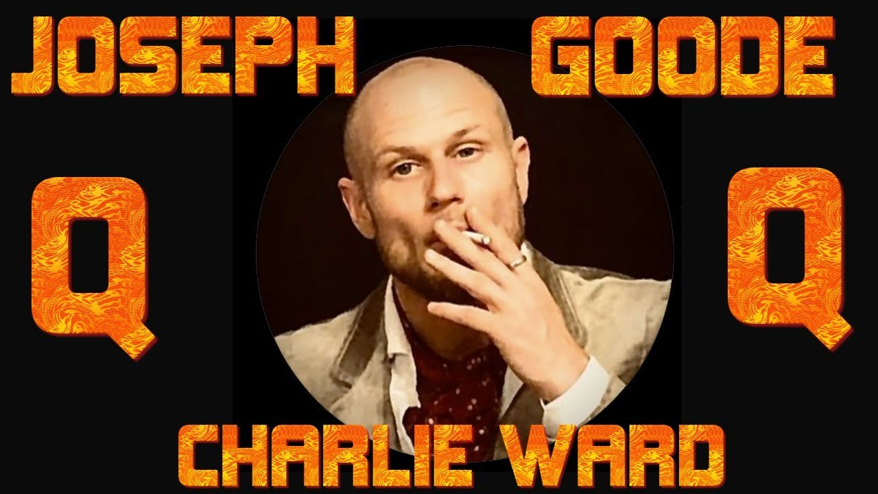 Charlie Talks to Joseph Goode Twitter & Qanon Warrior! + 100k subs alert!!!! 10-8-2020