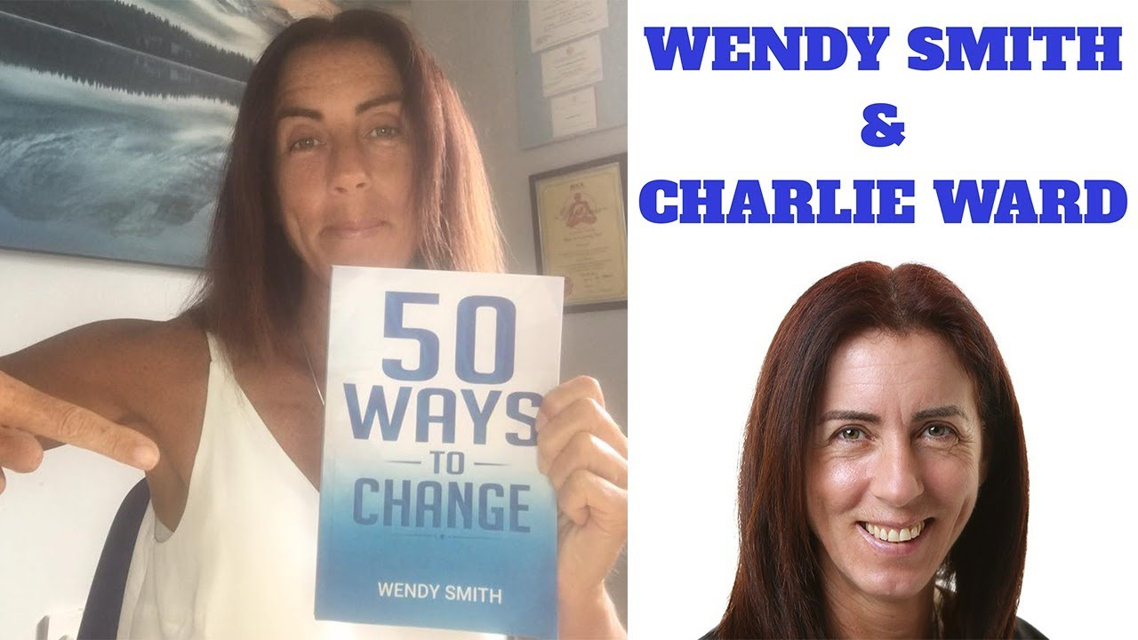 Charlie Ward Has A beautiful Discussion with Wendy Smith 11-9-2020