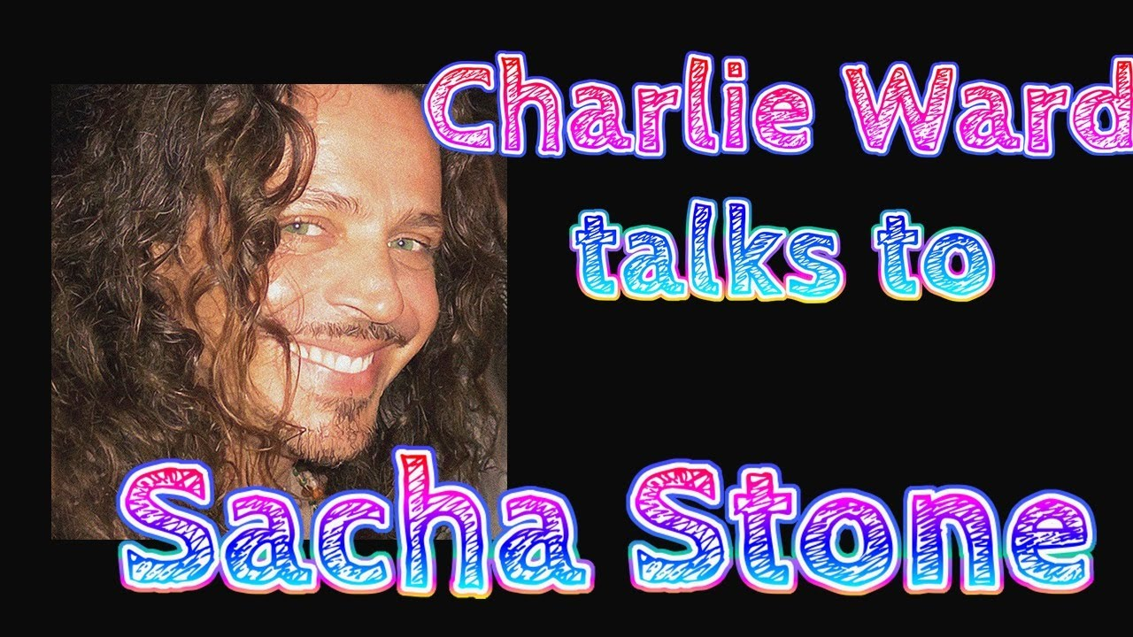 Charlie Ward Talks to Sasha Stone about The Great Awakening 8-8-2020