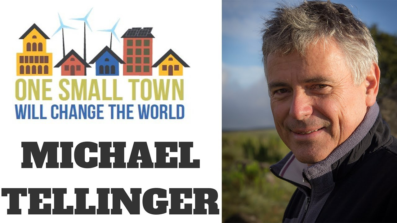 Charlie Ward and Michael Tellinger Present One Small Town (UBUNTU) Let's Change Our World 12-9-2020