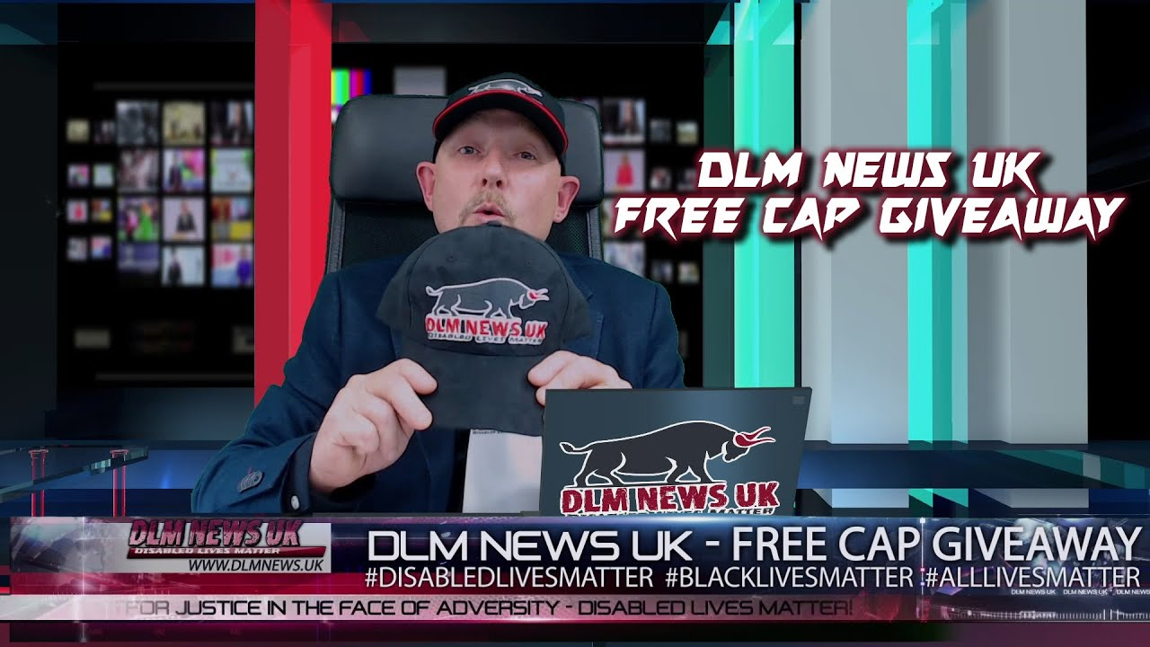 DLM News UK – Free Baseball Cap Giveaway 22-6-2020