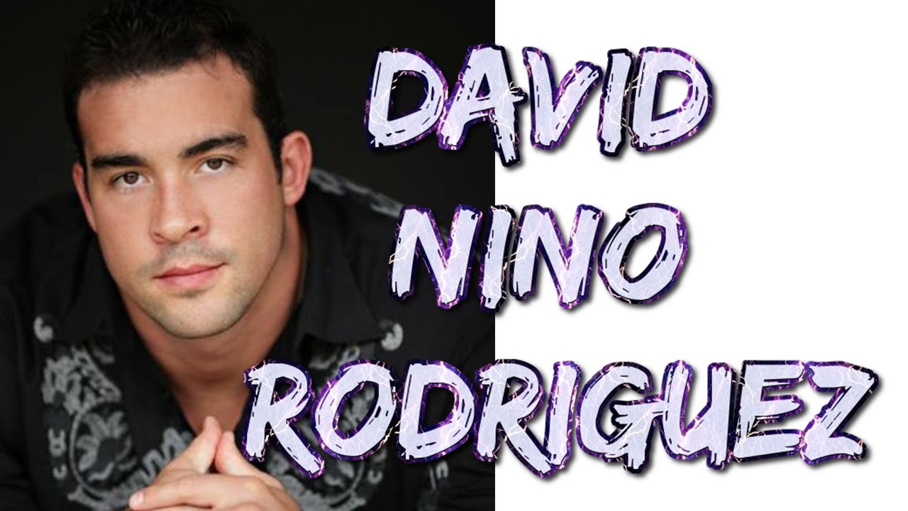 David Nino Rodriquez Goes Live on YouTube With Charlie Ward 17-9-2020