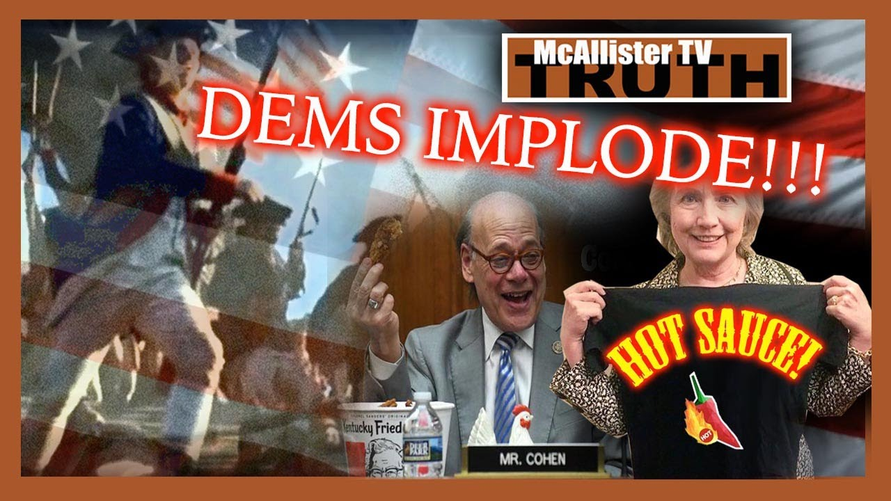 Dems IMPLODE! Plunge into Downward Spiral!ICONS & FR A zzelle D RIP! 1-7-2020