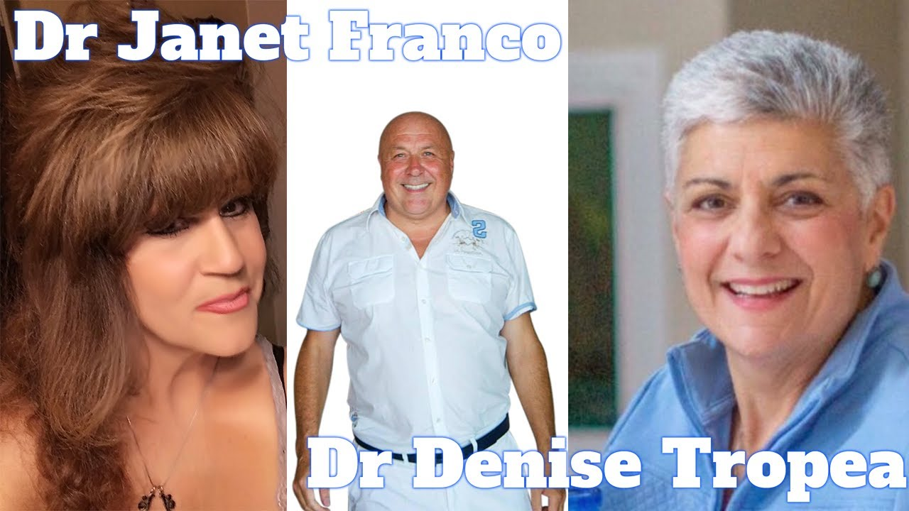 Dr Denise Tropea and Dr Janet Franco aka SoulfulRosie share their Experiences with Charlie Ward 11-9-2020