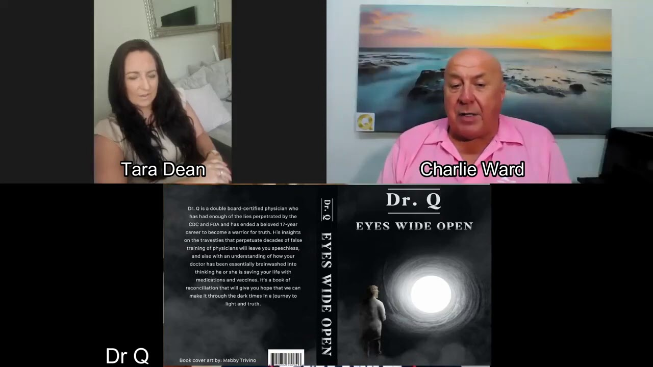 Dr Q Tara Dean And Charlie Ward The Truth About The Vaccine 17-9-2020