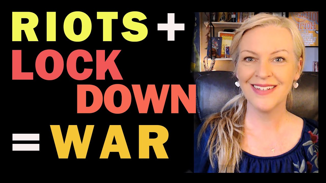 Edited Re-upload: Riots & Lockdown – 4th Generation Warfare 14-6-2020