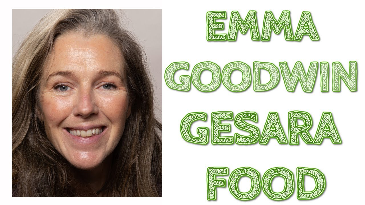 Emma Goodwin Talks to Charlie Ward about Healthy Eating in the new GESARA World 26-8-2020