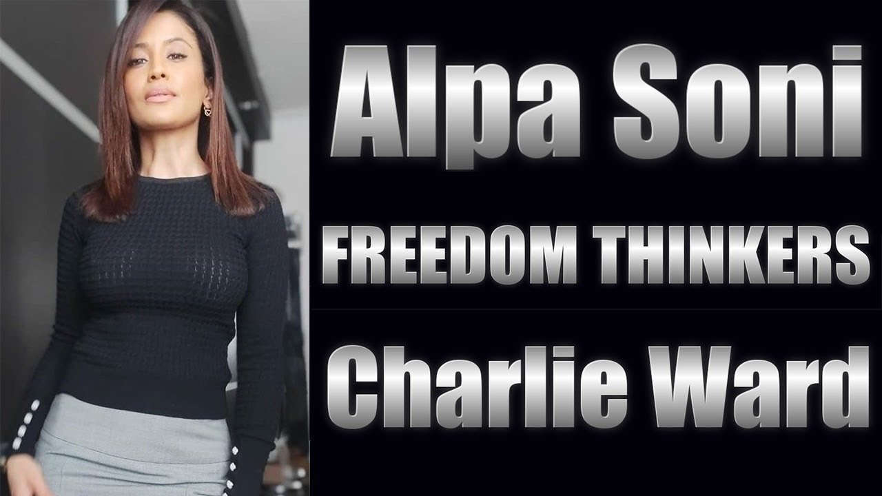 Freedom Thinkers with Alpa Soni 14-8-2020