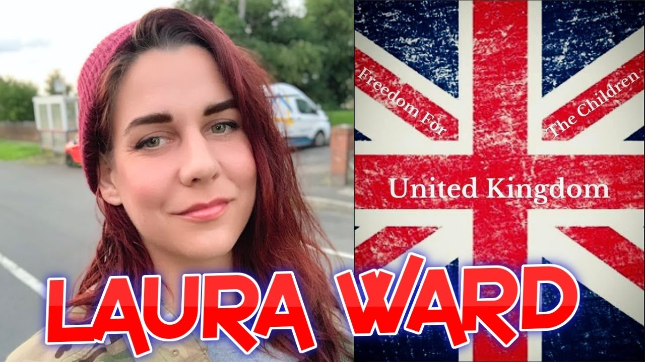 Freedom for the Children UK with Laura Ward – Against Child Trafficking! Join the Group! 30-7-2020