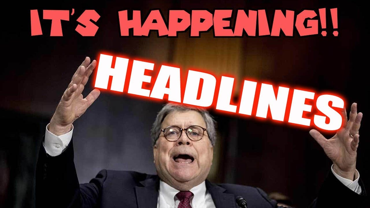 HEADLINES!!! PIGLOSI SHAM CONTINUES!!! FAKE NEWS = ALL CIA ALL THE TIME!!! 9-1-2020