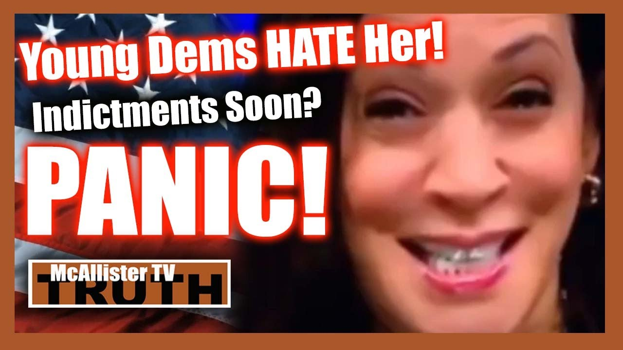 HEADLINES! Young Dems HATE Her! INDICTMENT By Labor Day? PANIC! 12-88-2020
